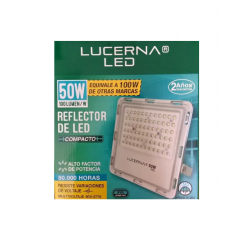 Reflector Led Lucerna 50w...