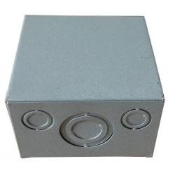 Caja De Paso 6x6x4. Caj6x6x4