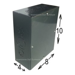 Caja De Paso 10x8x4. C1084