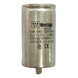 Capacitor 25mf 400w. Cap25