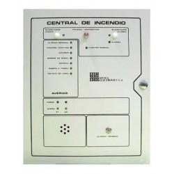 Central De Incendio Z-2 Cen-01