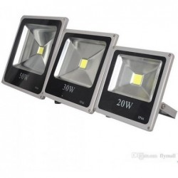 Reflectores Led 30w 6500k...